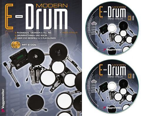 Lehrbuch »Modern E-Drum«