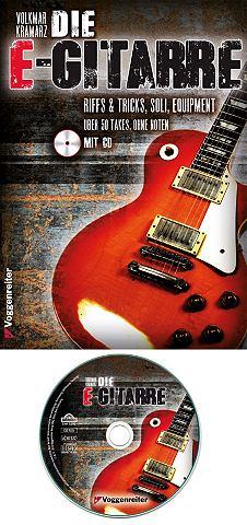E-Gitarrenbuch »Die E-Gitarre&la...