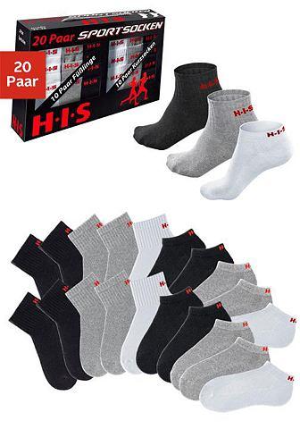 Носки короткие и носки (20 пар) в der ...