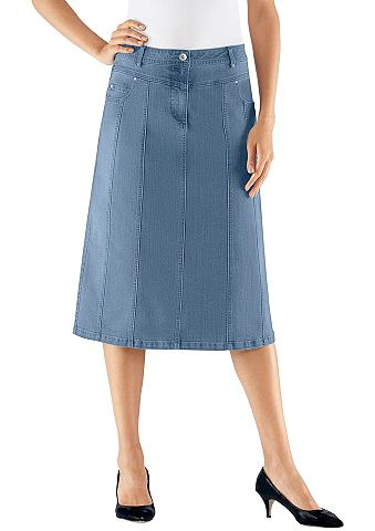 Knieumspielender юбка