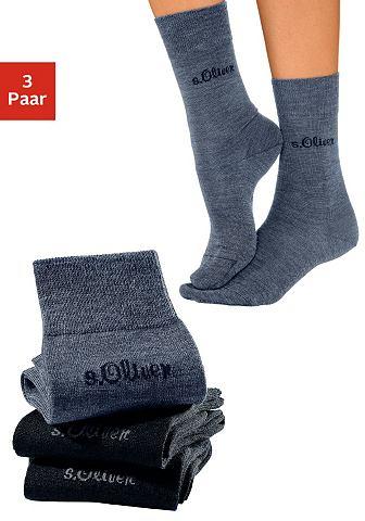 Bodywear носки (3 пар) außen с W...