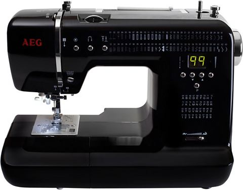 AEG швейная машина 300 99 Programme с ...