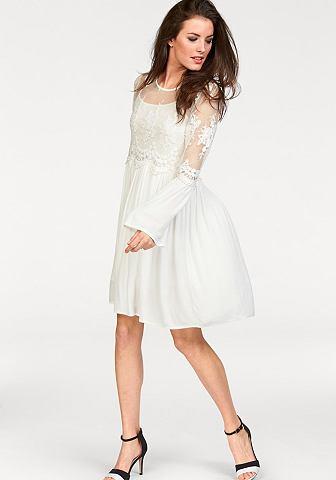 Кружевное платье (Набор 2 tlg.)
