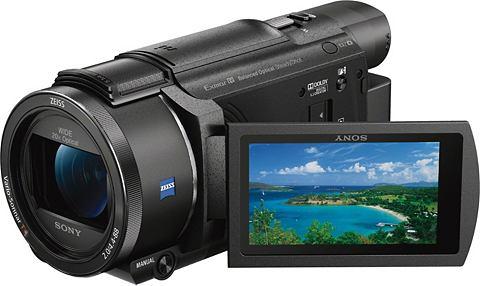 FDR-AX53 Handycam 4K (Ultra-HD) видеок...