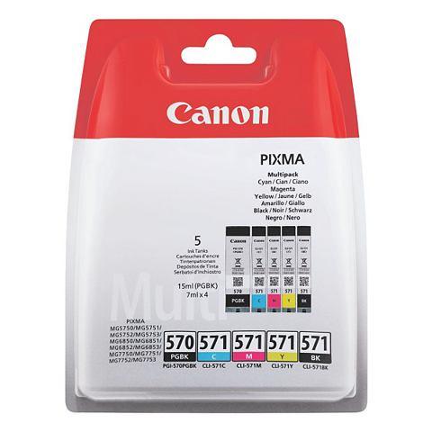 Tintenpatronen-set »PGI-570/CLI-...