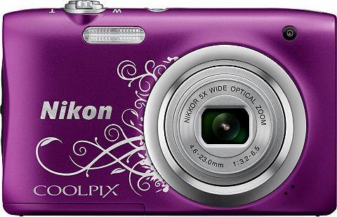 Coolpix A100 Kompakt kamera 201 Megapi...