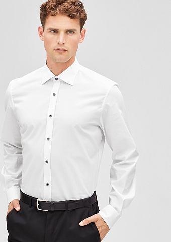 Modern форма: рубашка с Kontrast-Kn
