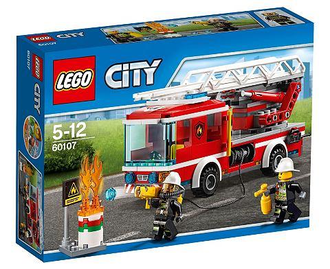 ® Feuerwehrfahrzeug с fahrbarer ле...