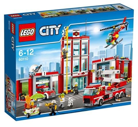 ® Große Feuerwehrstation (60...