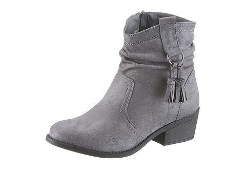 Ботинки ковбойские
