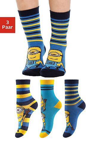 Vivance носки (3 пар) с разный Motiven...