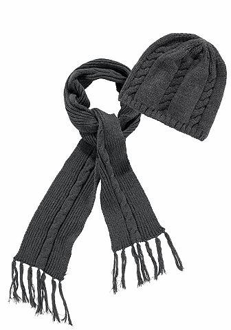 CFL шапка & шарф (Набор 2 tlg.)