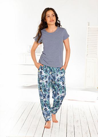 Bodywear пижама с gebl
