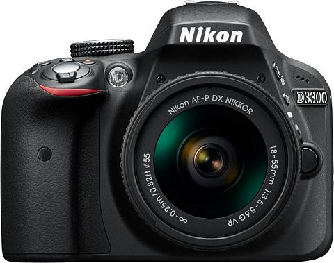 D3300 Kit AF-P 18-55 VR фотоаппарат зе...