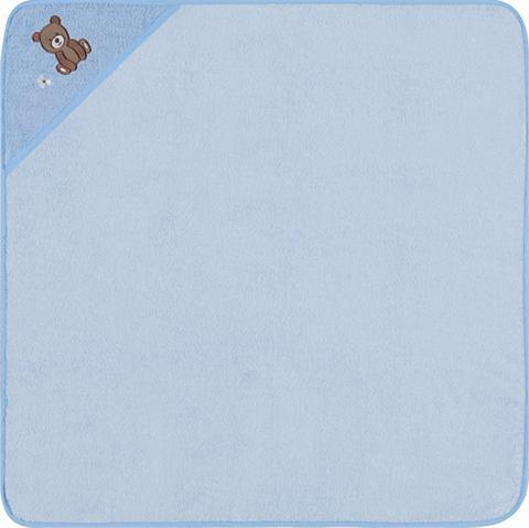 EGERIA Полотенце с капюшеном »Teddy Bea...