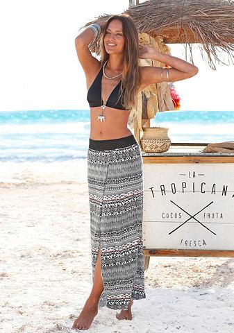 Пляжный юбка длинная