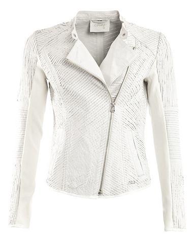 Кожаный пиджак для женсщин Esmeraldes