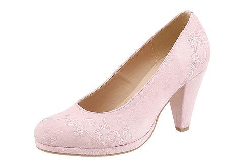 Туфли с цветочнaя вышивка