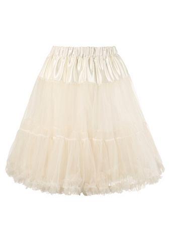 Нижняя юбка длиный ca. 55 cm