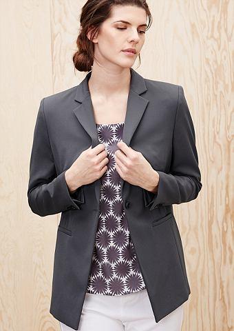 Zeitlos eleganter пиджак длинный
