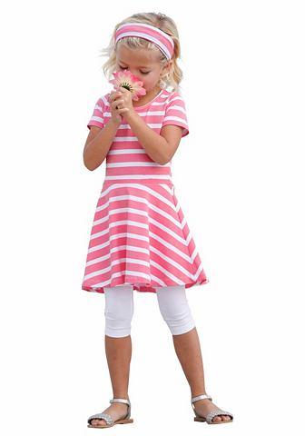 Платье леггинсы & лента для волос ...
