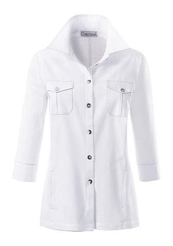 Пиджак-рубашка из чистый хлопок