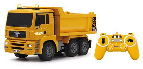 RC Truck с Signallichtern Maßsta...