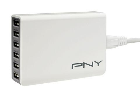 Multi-USB Ladeger
