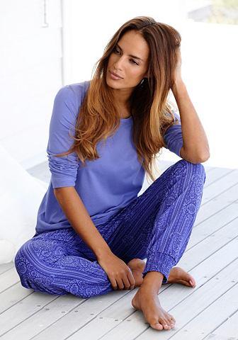 Пижама с этнический принт