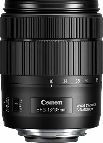 EF-S 18-135mm f/35-56 IS USM Weitwinke...