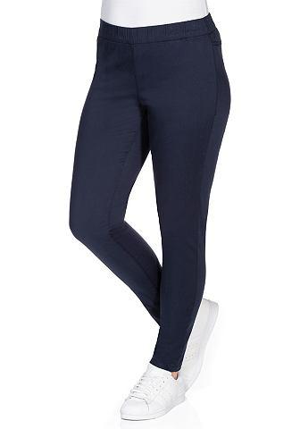 Узкий BASIC брюки стрейч с Gummizugsch...