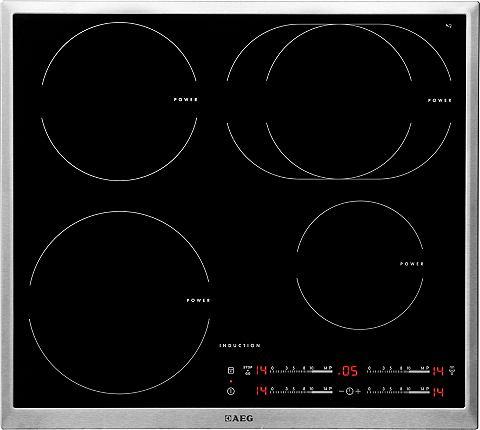 AEG autarkes индукционная плита, панел...