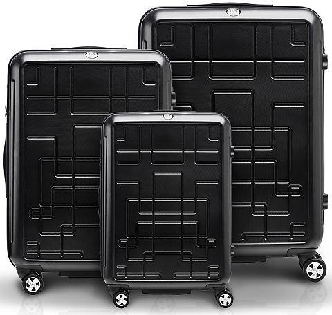 Anima Libera Пластиковый чемодан на ко...