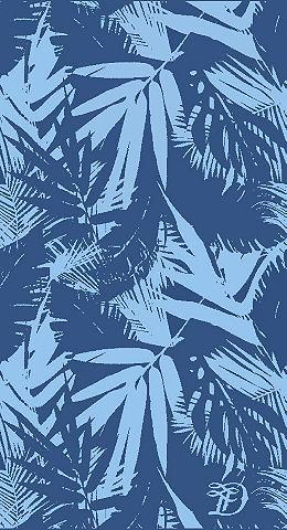 Пляжное полотенце »Palm Tree&laq...