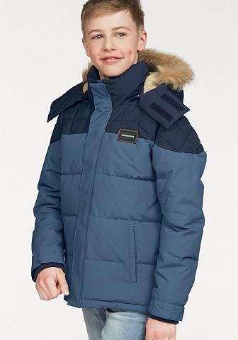 Quiksilver куртка зимняя