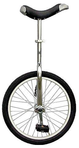 Велосипед 20-Zoll silber