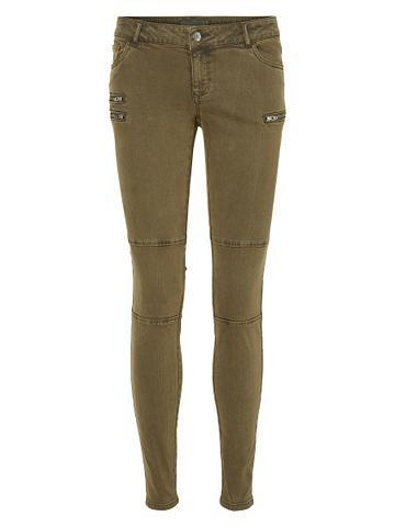 Bella LW облегающий форма джинсы