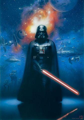 Фотообои »Star Wars Darth Vader&...