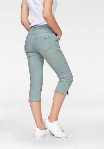 Капри джинсы »mit Schlupfbund&la...