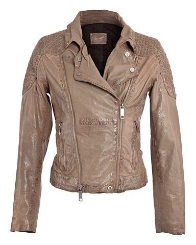 Куртка кожаная для женсщин Nakuru