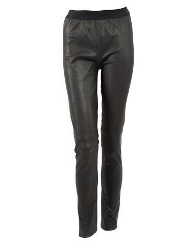 Кожанные брюки для женсщин Liss