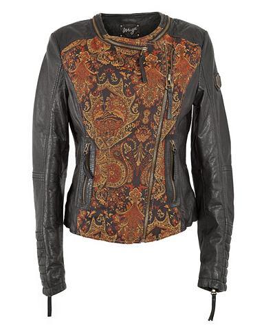 Куртка кожаная для женсщин Sidford