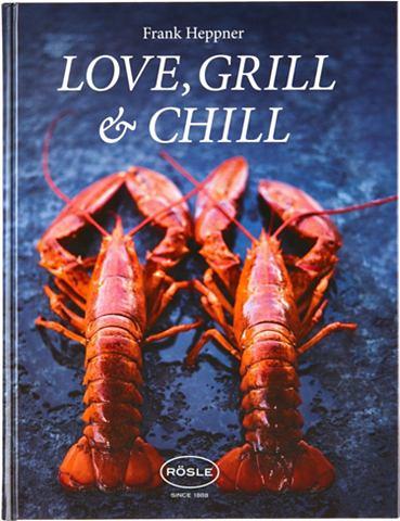 RÖSLE Grillbuch »LOVE Гриль...