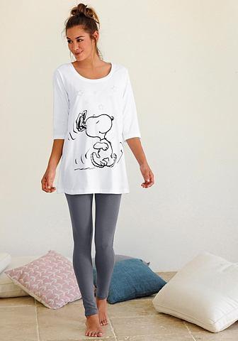 Пижама с леггинсы и legerem футболка с...