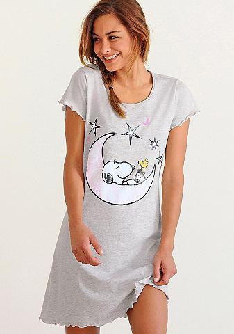 Рубашка ночная с рисунком и Kräus...