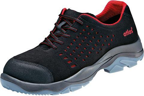 Ботинки защитные »SL 30 red&laqu...