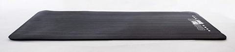 ® фитнес-коврик 185 cm x 81 cm чер...