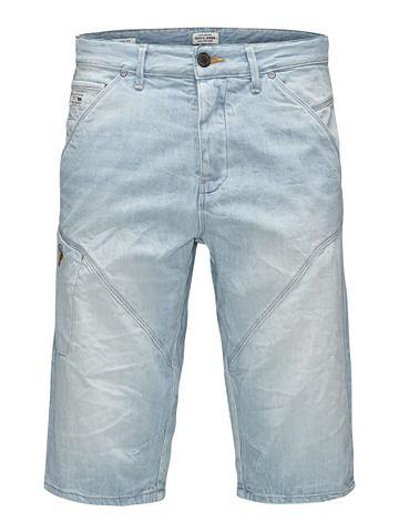 Jack & Jones Branco длиный шорты
