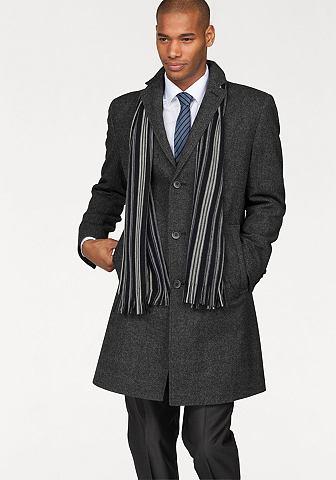 CLASS INTERNATIONAL Пальто шерстяное