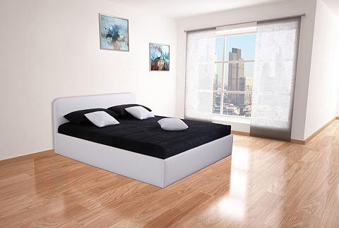 Кровать в 3 Bezugsqualitäten